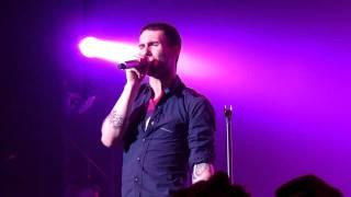 Maroon 5 - Misery - Casino de Paris 2/03/11