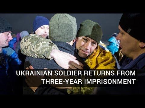 Meet a Soldier From Ukraine's Massive War Prisoners Exchange
