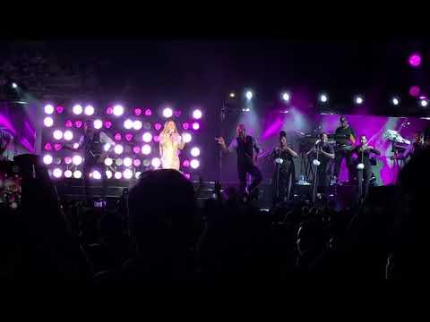 Mariah Carey Borobudur - Heartbreaker
