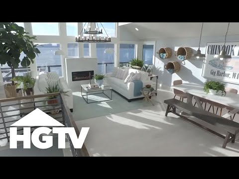 HGTV Dream Home 2018   Interior Walk Through