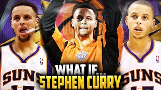 What If - Stephen Curry Was Drafted By The Suns?