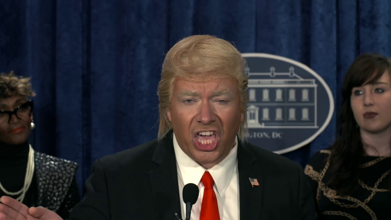 Trump Hair Tutorial President Trump Hair Exposed Thesalonguy