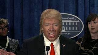Trump Hair Tutorial - President Trump Hair Exposed - TheSalonGuy