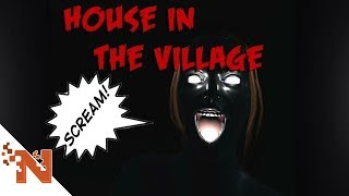 Indie Horror Game House In The Village | First 10 Minutes