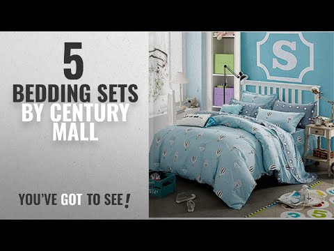 Top 10 Century Mall Bedding Sets 2018: Teens Adults