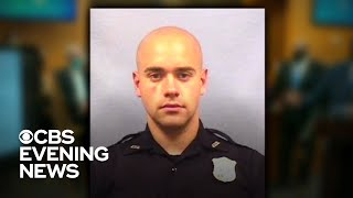 Former Atlanta police officer charged in Rayshard Brooks shooting