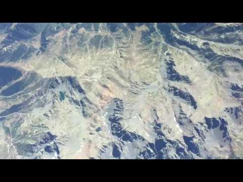 Van Çaldıran - Ağrı Doğubeyazıt Tendürek Dağı Arazi Yapısı