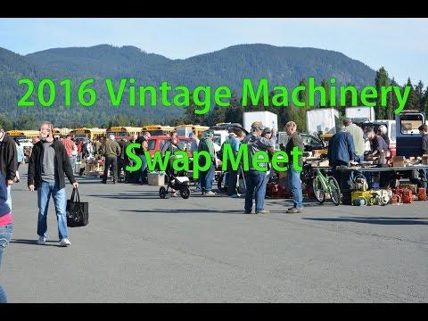2016 Antique Engine & Everything Swap Meet