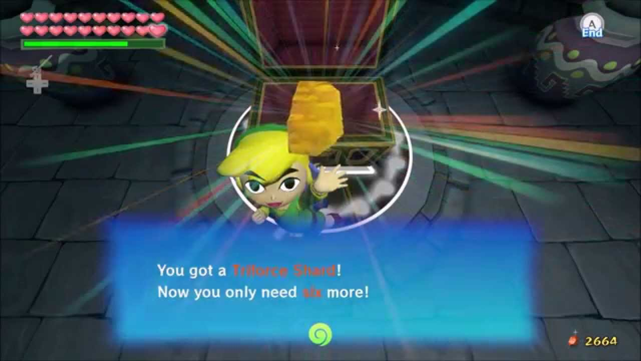 the wind waker hd walkthrough chapter 12: the triumph forks part b