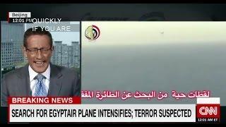 EgyptAir Flight MS804 MISSING Mediterranean Sea UPDATES 66 Passengers aboard 2 infants LIVE Coverage