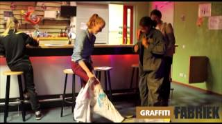 graffiti-fabriek - graffiti workshop jongerenwerk