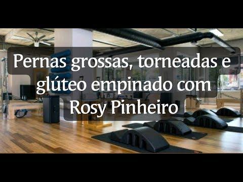 Rosy Pinheiro em seu treinamento pesado 2017.