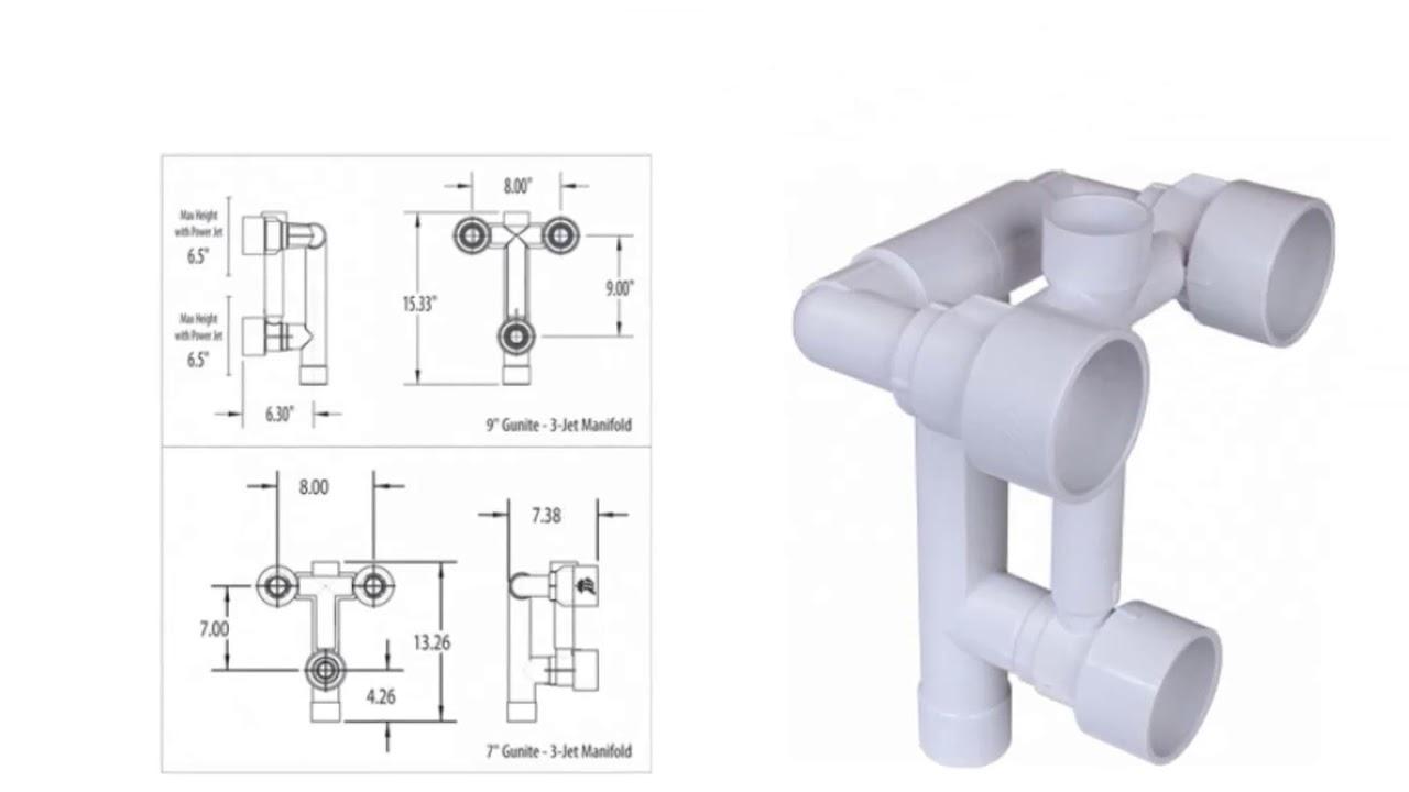 piping diagram for inground pool inground spa plumbing   electrical designing 800 766 5259 youtube  inground spa plumbing   electrical