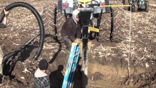 Field Tiling services and plow rental
