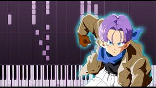 Dan Dan Kokoro Hikareteku - DragonBall GT OP (Piano Tutorial / Synthesia)