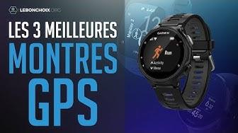 🔴 TOP 3 : MEILLEURE MONTRE GPS 2020❓( COMPARATIF & TEST )