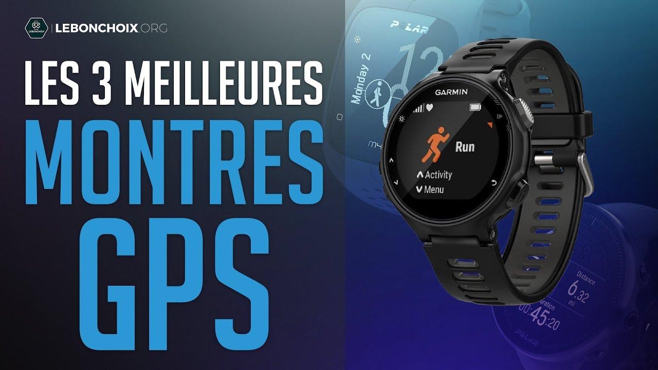 magasiner pour le meilleur collection entière meilleur authentique 🔴 TOP 3 : MEILLEURE MONTRE GPS 2019❓( COMPARATIF & TEST )