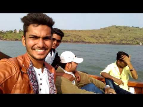 Murud to murud janjira by boat Maharashtra
