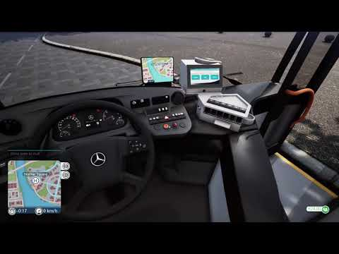 Bus Simulator 18  Gameplay 1  