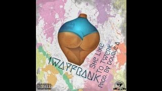 1WayFrank - She Like 2 Twerk (Prod By DoubleA)