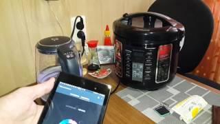 Опыт использования умной техники Redmond чайник, мультиварка, брелок