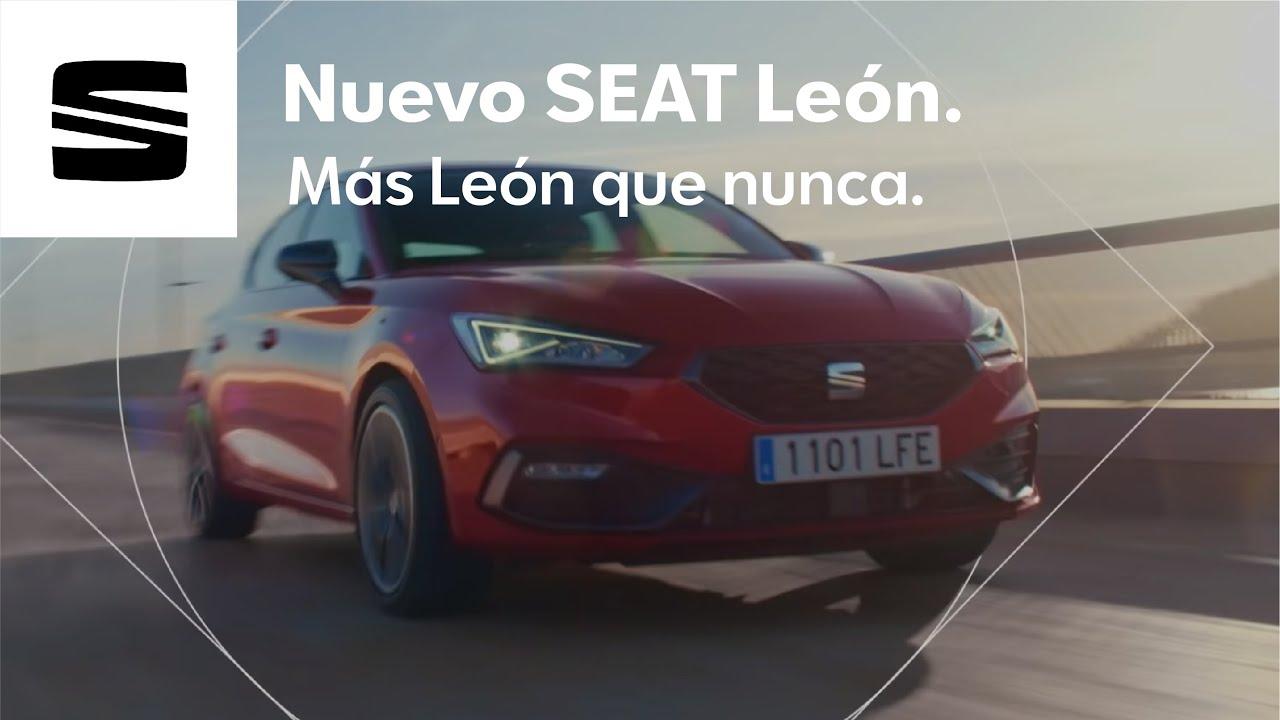 Nuevo SEAT León 2020. Más León que nunca | SEAT