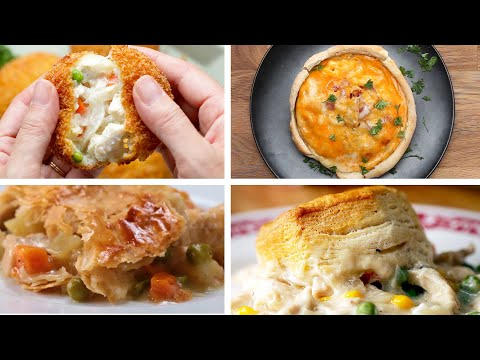 Amazing Pot Pie Recipes