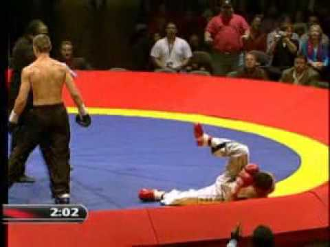 "WCL - Stephen ""Wonderboy"" Thompson vs James Decore"