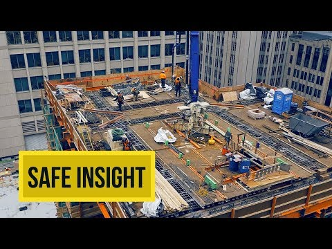 Preventing the #1 Cause of Deaths on Construction Sites | Safe Insight: Power Construction & Spot-R