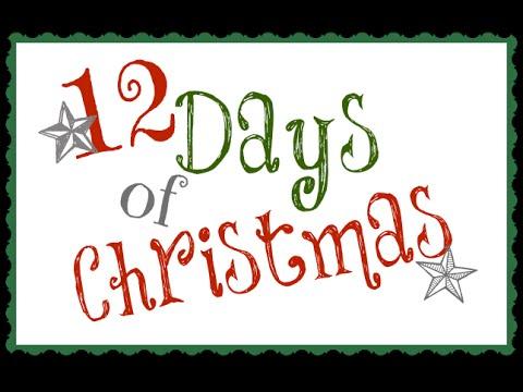 The 12 Days Of Christmas Origin Story Youtube