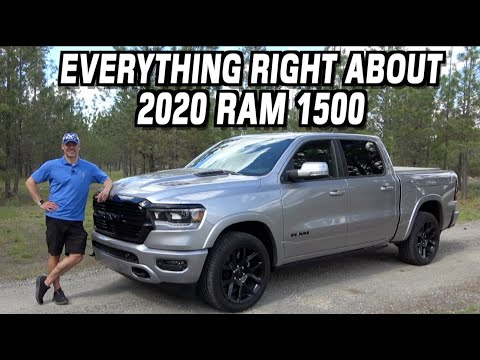 Everything Right About the 2020 Ram 1500 on Everyman Driver
