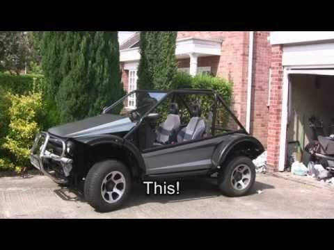 Ncf Blitz Kit Car Build Part 5 Youtube