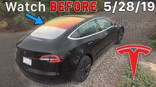 Top 5 Reasons to get a Tesla Model 3 in 2019
