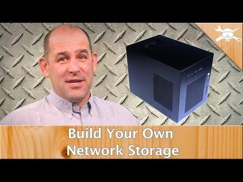 Смотреть Build A Home Server For Your Music and Movies With FreeNAS! онлайн