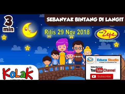 AIR UDARA AKU,  Lagu Anak TEMA AIR UDARA API -  Kak Zepe Lagu Anak Indonesia
