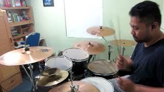 Noah - Ku Katakan Dengan Indah (Drum Cover by Fakhri)