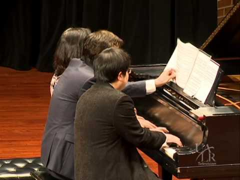 Three Pianists Concert (Promo)
