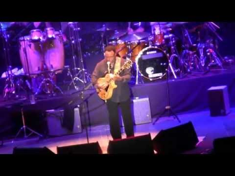 George BENSON  Star of the story   On Broadway LIVE PEDRALBES BCN