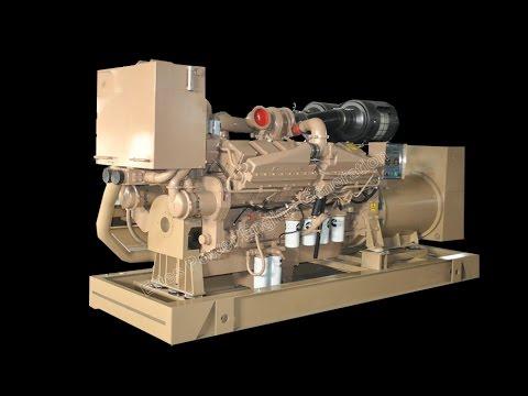 Video Catalog-Marine Diesel Engine Generators Cummins Deutz Ettes Power