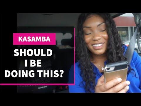 ARE THEY REAL PSYCHICS ???   KASAMBA REVIEW : SAMARA G TV