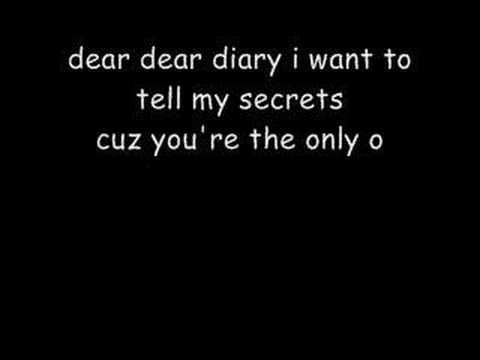 Dear Diary-Pink