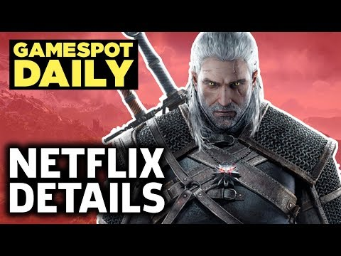 The Witcher Netflix  Details Revealed  GameSpot Daily