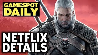 The Witcher Netflix Show Details Revealed - GameSpot Daily