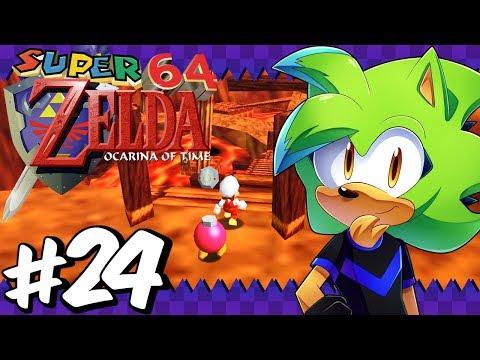 Super Mario 64: Ocarina of Time (100%) | Part 24 | SM64 Rom Hack