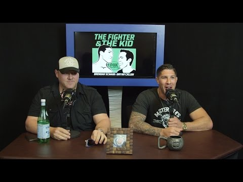 The Fighter and The Kid - Will Sasso returns for The Fighter and The Man