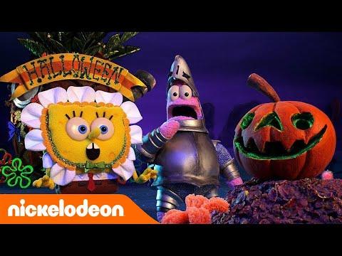 SpongeBob Squarepants   Het Halloween lied!   Nickelodeon Nederlands