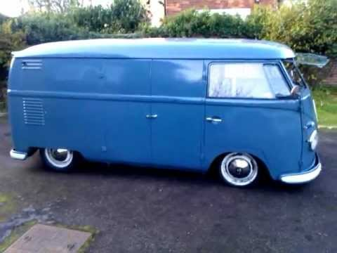 classic panel vans for sale