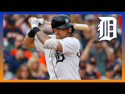 Nicholas Castellanos Mix | Detroit Tigers Career Highlights |