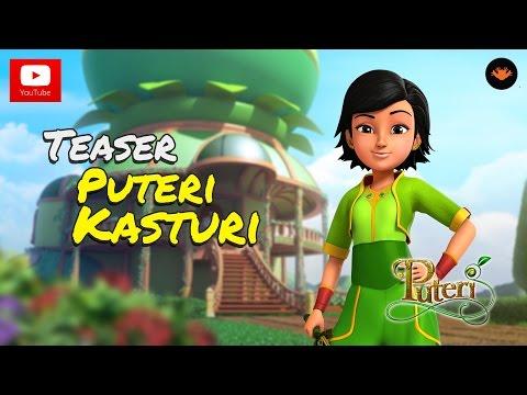 Puteri - Teaser Puteri Kasturi [HD]