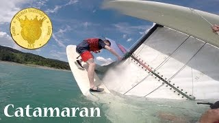 [GoPro] Catamaran Lac Monteynard
